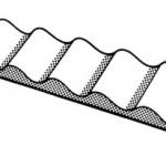 Eaves Corrugation Closure