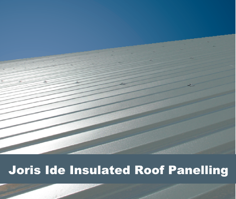 Joris Ide Insulated Roof Panelling