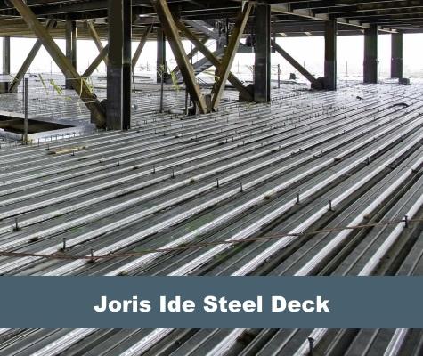 Joris Ide Steel Deck