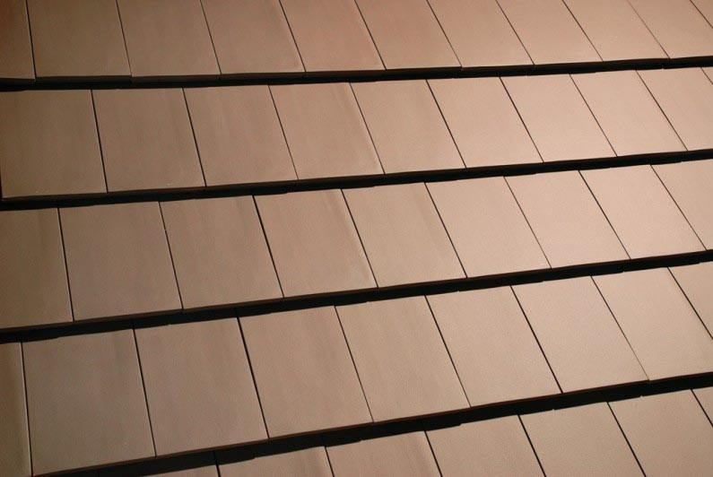 rilco logica-brown clay roof tile