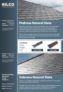 Natural Slate Brochure