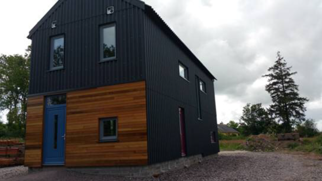 Svk Neptunus Roofing And Cladding Project In Co Cork Rilco
