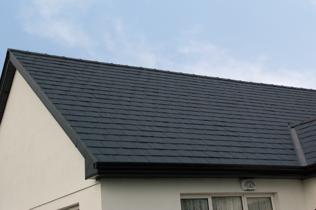 Private Residence in Co Limerick using Pedrosa 60×30 Natural Slate