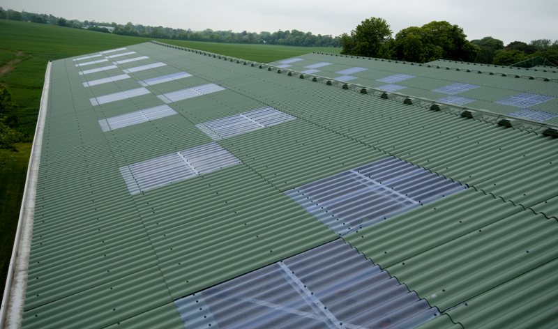 Neptunus Fibre Cement Corrugated Sheeting Project Co