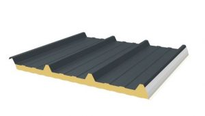 INSULATED COMPOSITE ROOF PANELS - RILCO